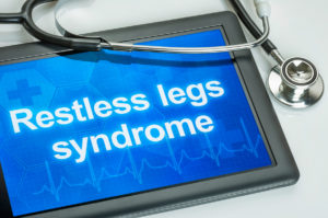 Elder Care in Irvine CA: Restless Legs Syndrome
