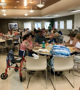 Easy Living Home Care Hosts Bingo Game