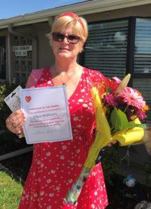 Caregiver of the Month September 2018: Ellen Williams