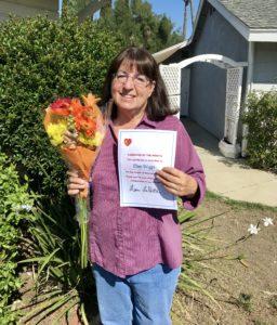 Caregiver of the Month: Ellen B.