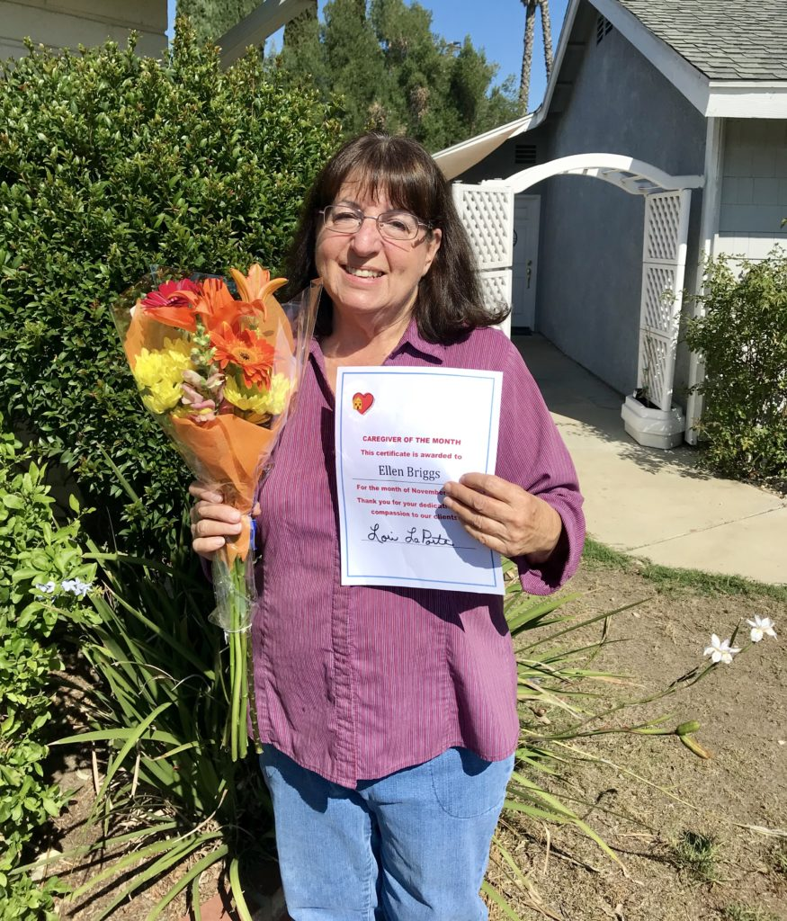 Caregiver of the Month: Ellen B.