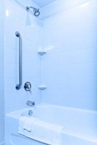 Senior Care in Seal Beach CA: Bath Safety Month