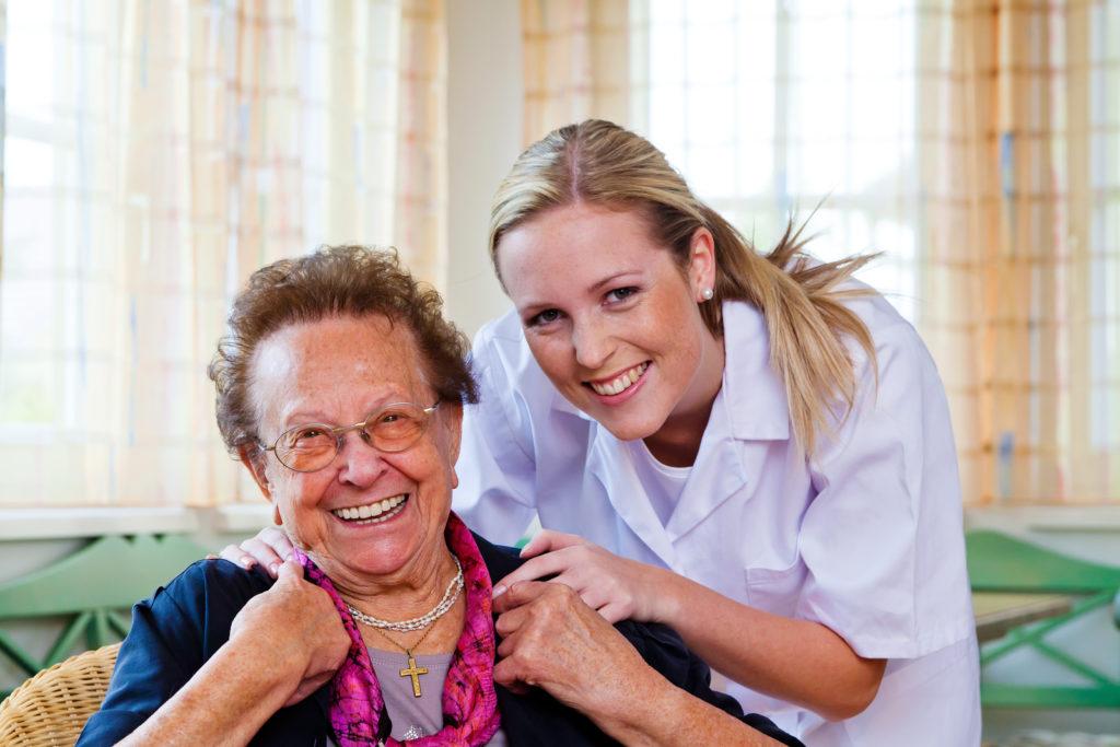 Home Care Laguna Woods CA Happy Seniors